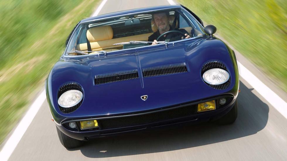 Lamborghini Miura bonito clásico bello