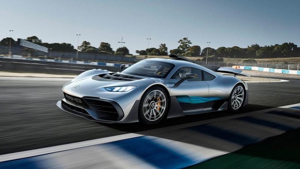 Los coches más emocionantes Salón Frankfurt