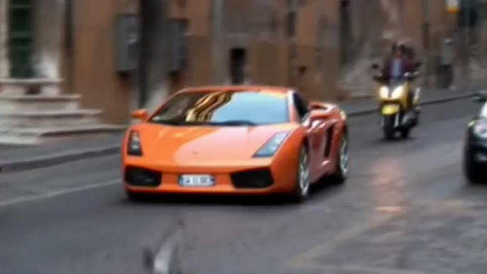 Coches de película: Lamborghini Gallardo (I)