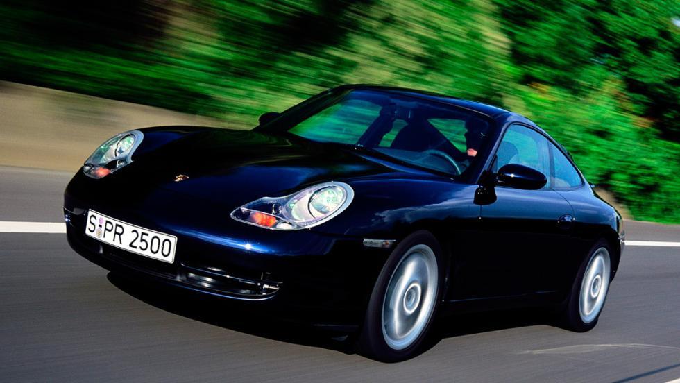 Coches de película: Porsche 911 Carrera (I)