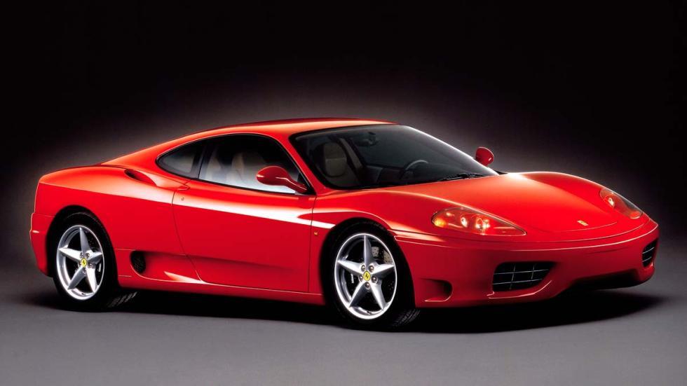 Ferrari 360 Modena Bitcoins