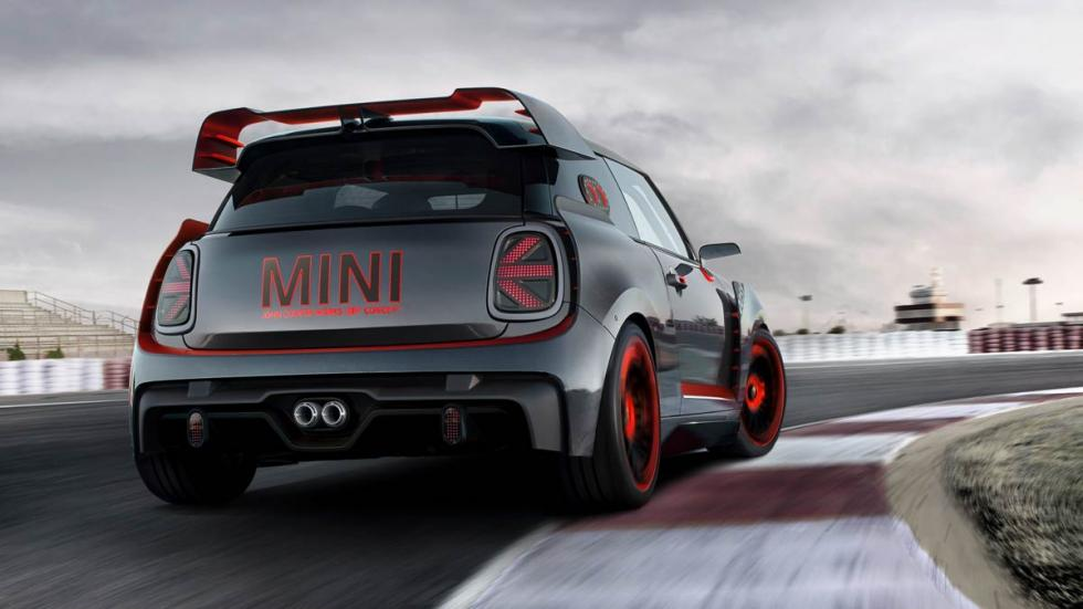 Curiosidades Mini John Cooper Works Concept deportivos