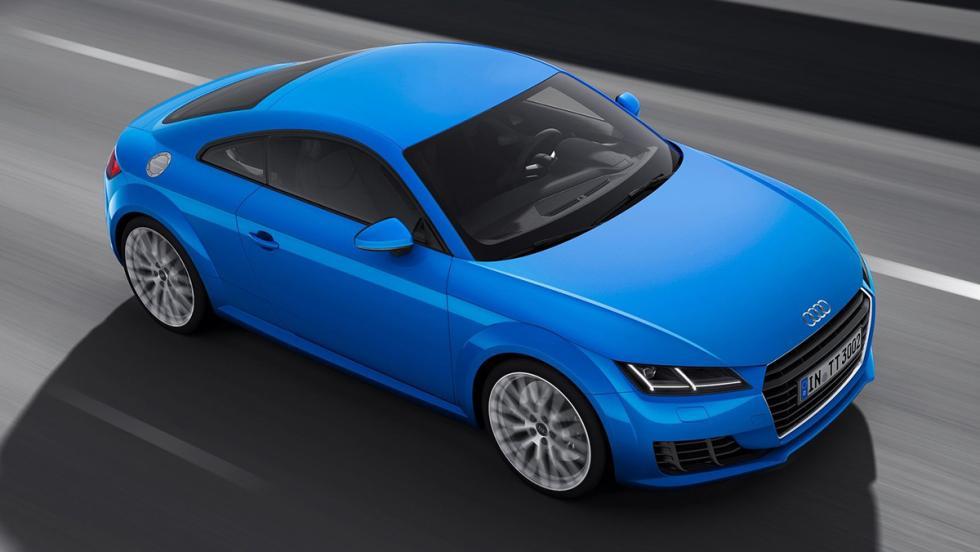 Los deportivos más vendidos en agosto en España - Audi TT - 6 unidades
