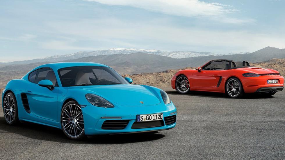 Los deportivos más vendidos en agosto en España - Porsche 718 - 11 unidades
