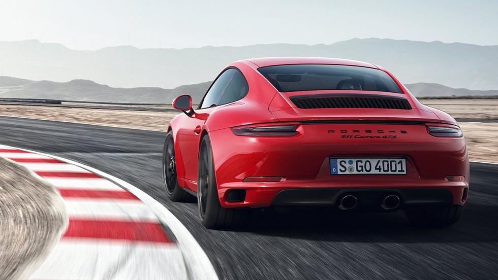 Los deportivos más vendidos en agosto en España - Porsche 911 - 16 unidades