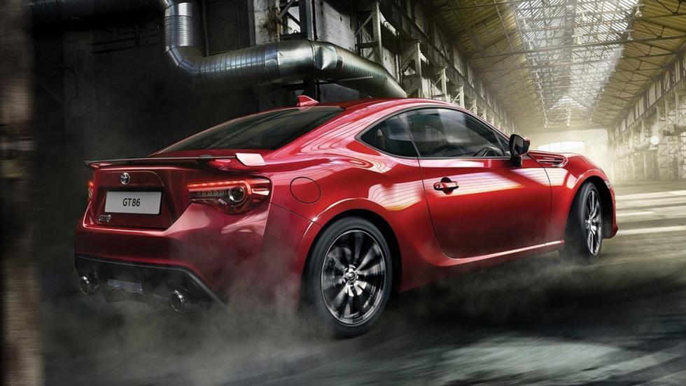 Los deportivos más vendidos en agosto en España - Toyota GT86 - 7 unidades