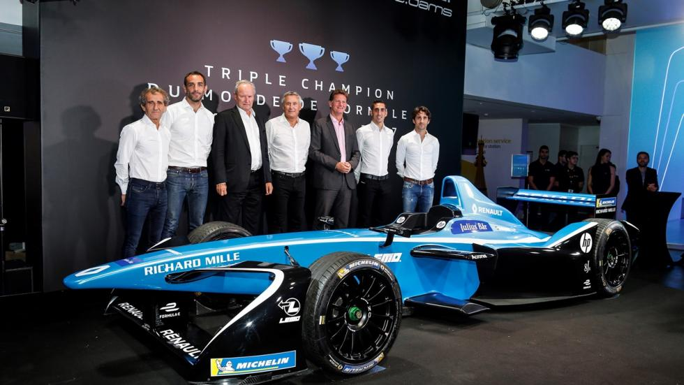 Equipo completo Renault