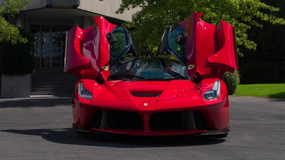Ferrari LaFerrari Prototype superdeportivo atelier configurador