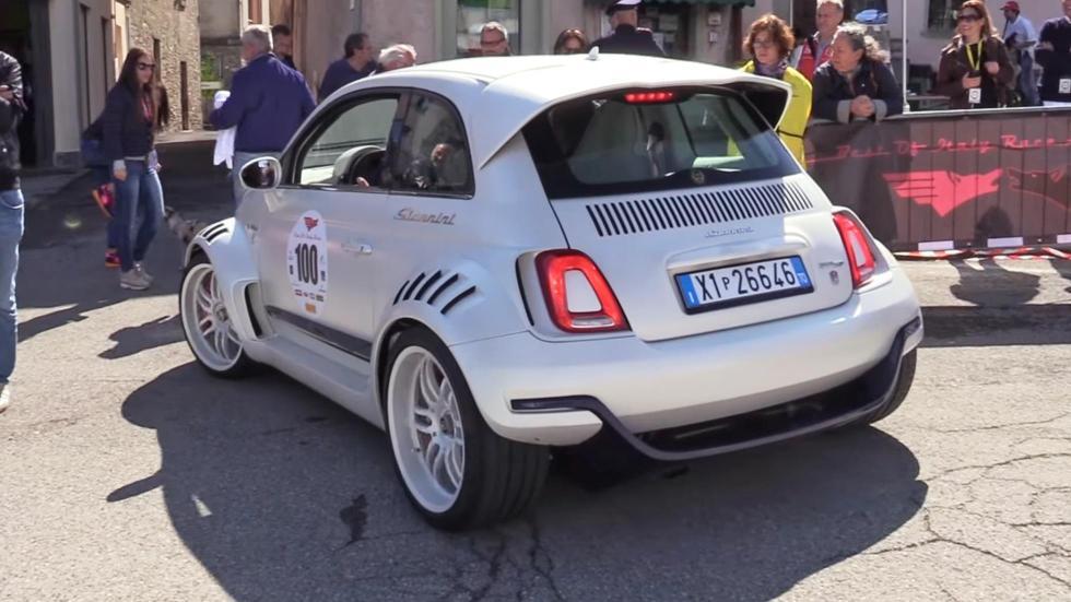 Fiat 500 Giannini preparaciones deportivo