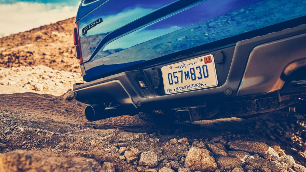Ford F-150 Raptor TG