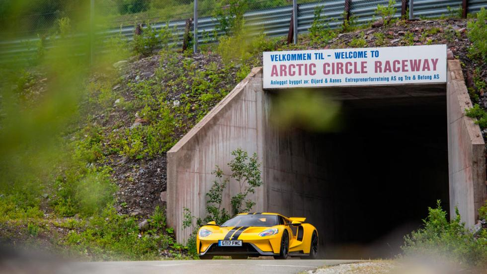 Ford GT, Atlantic Road (V)