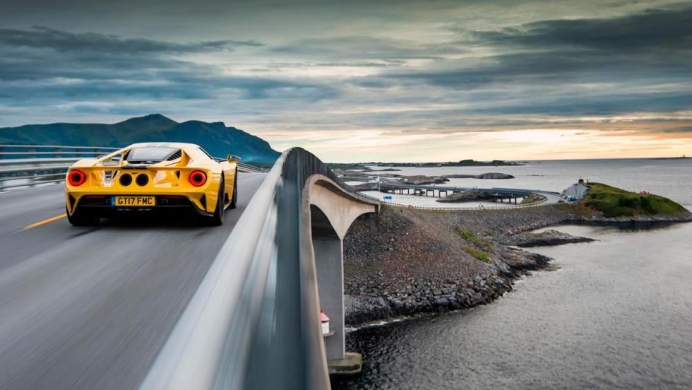 Ford GT, Atlantic Road (VIII)