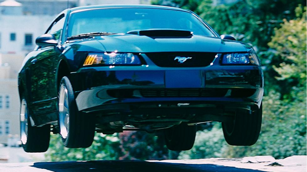 Ford Mustang GT Bullit 2001