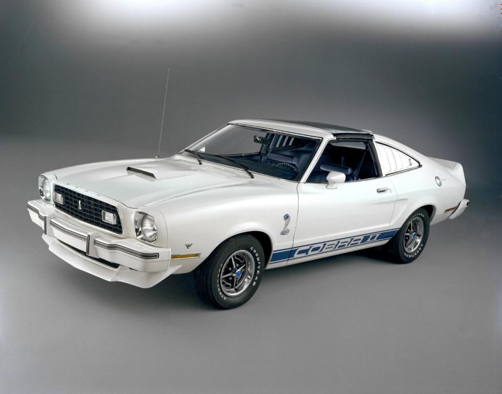 Ford Mustang II Cobra II 1976