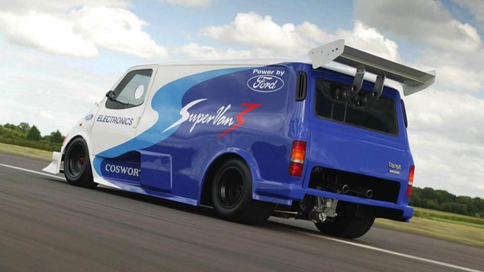 Ford Supervan 3 (1994)