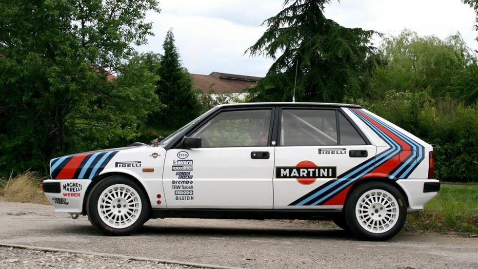 Grupo A: Lancia Delta HF 4WD (I)