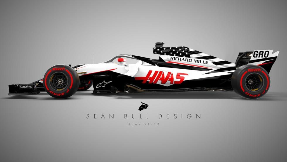 El Haas 2018 de Sean Bull