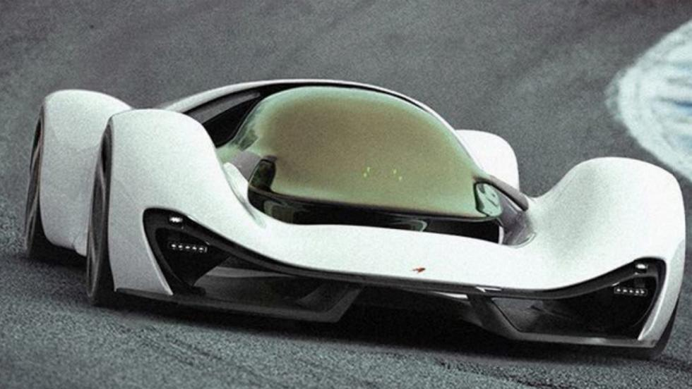 Hiperdeportivo de McLaren (by Raleigh Haire)