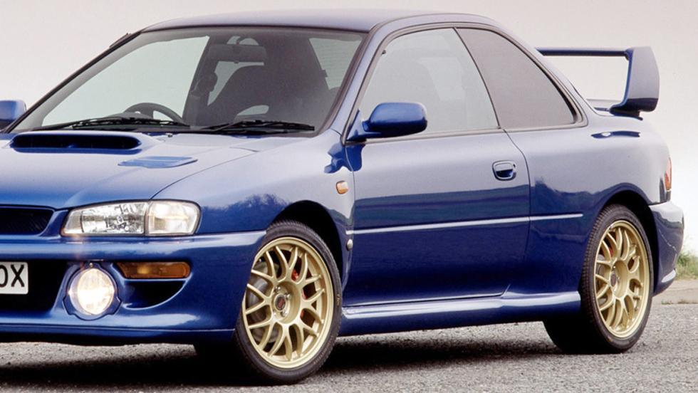 La historia del Subaru Impreza
