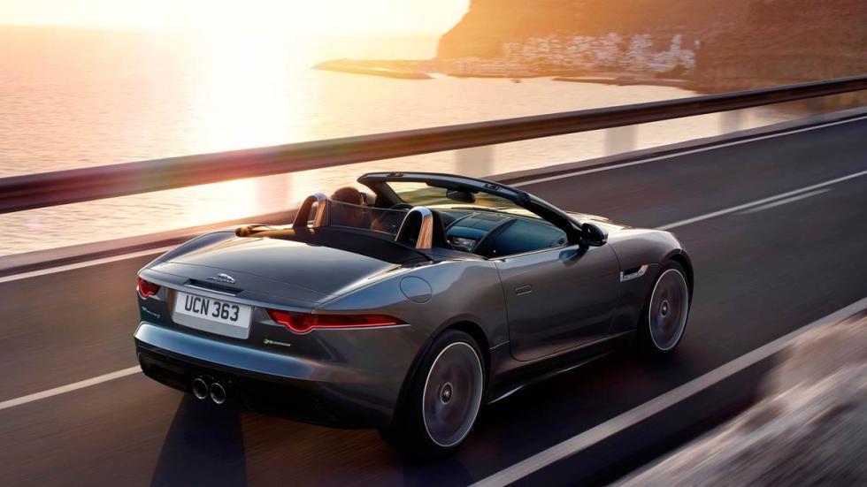 Jaguar F-Type S 2017 2018 nuevo deportivo