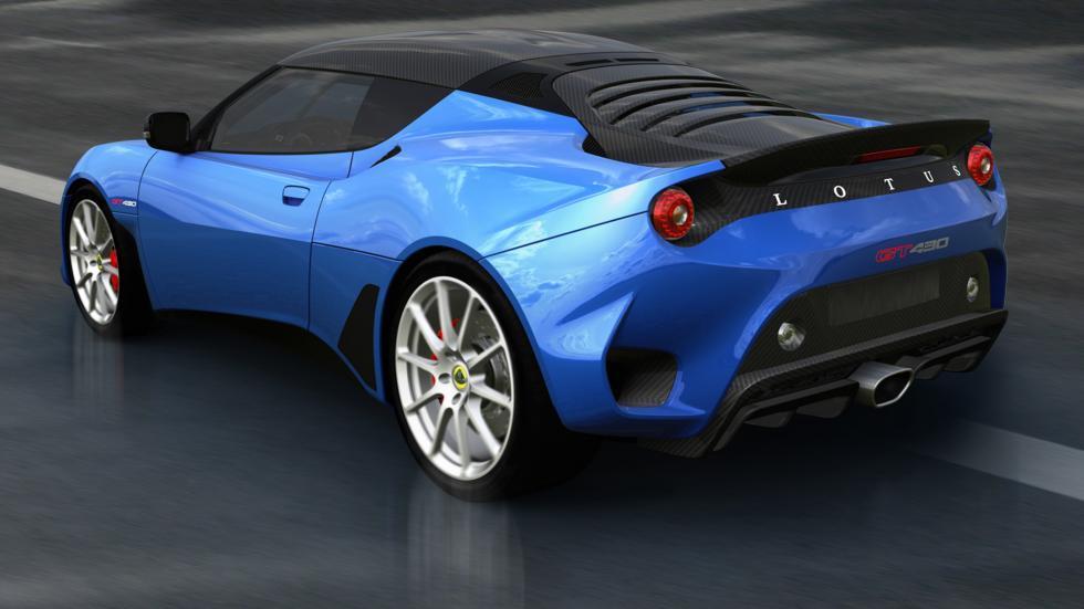 Lotus Evora GT430 Sport (II)