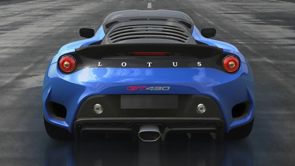 Lotus Evora GT430 Sport (V)