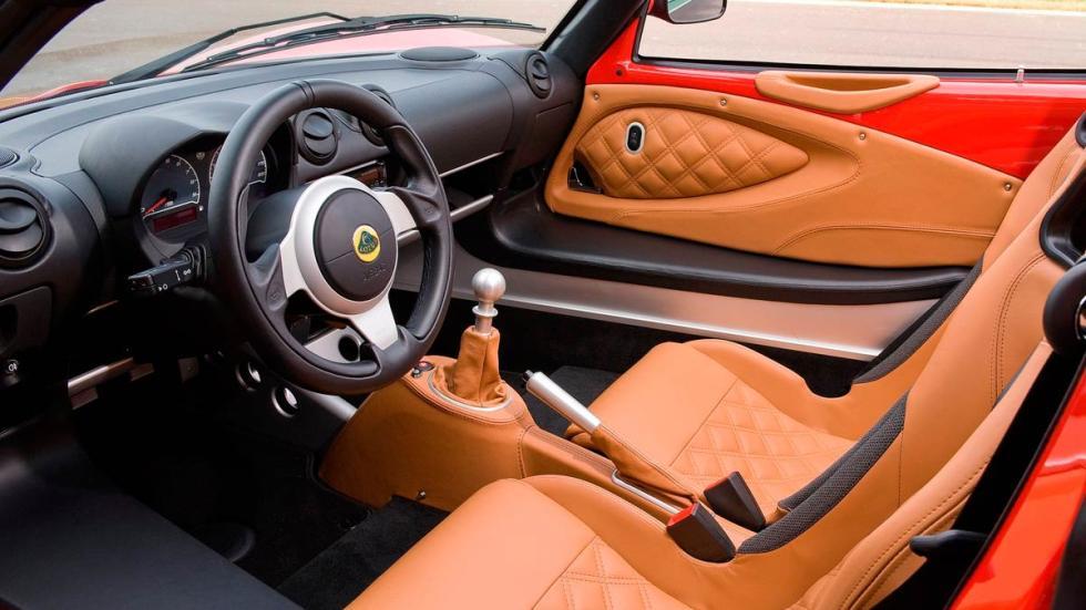Lotus Exige S Roadster deportivo radical lujo