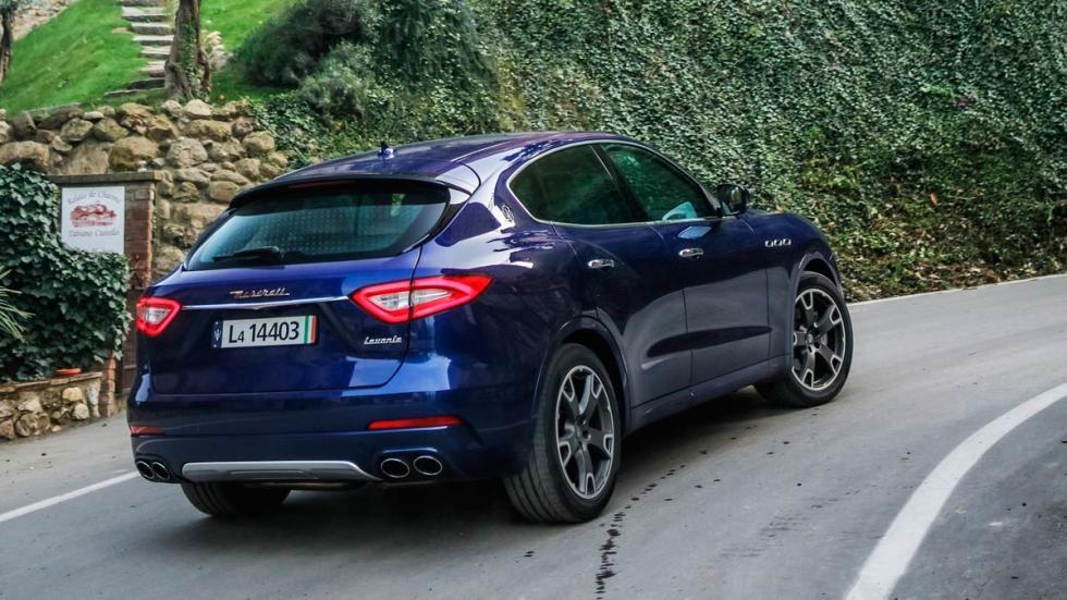 Maserati Levante S V6 SUV deportivo