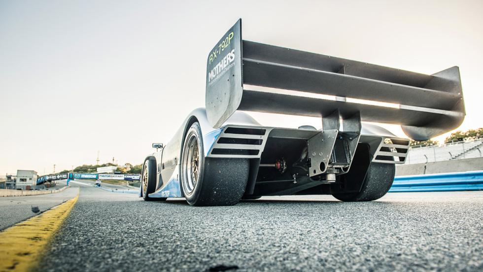 Mazda rotativos (alerón)