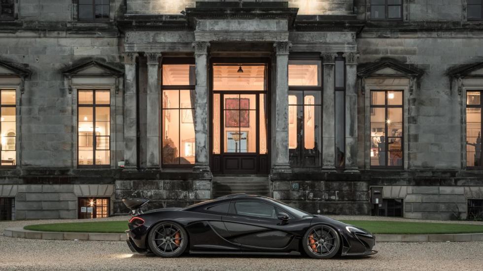 McLaren P1 OOV