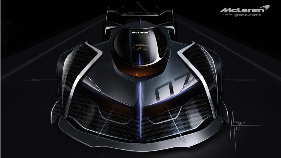 McLaren Ultimate Vision Gran Turismo (III)