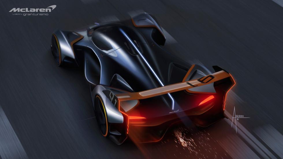 McLaren Ultimate Vision Gran Turismo (IV)