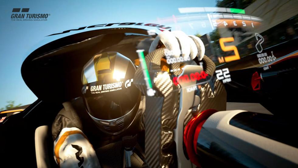 McLaren Ultimate Vision Gran Turismo (IX)