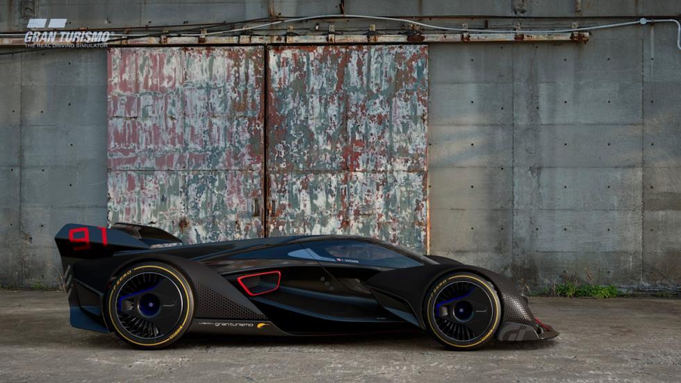 McLaren Ultimate Vision Gran Turismo (V)
