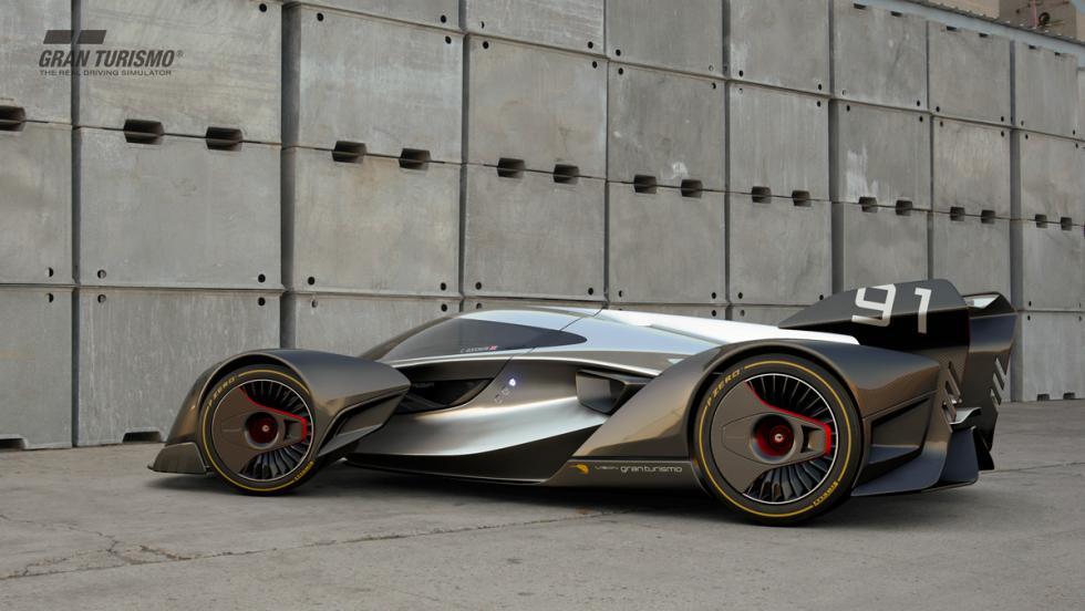 McLaren Ultimate Vision Gran Turismo (VI)