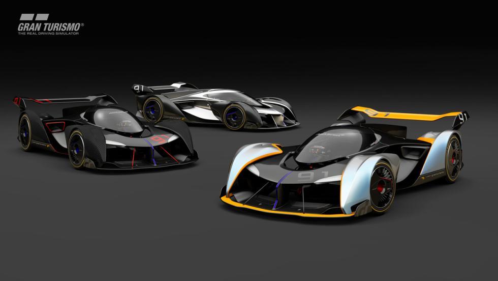McLaren Ultimate Vision Gran Turismo (VII)