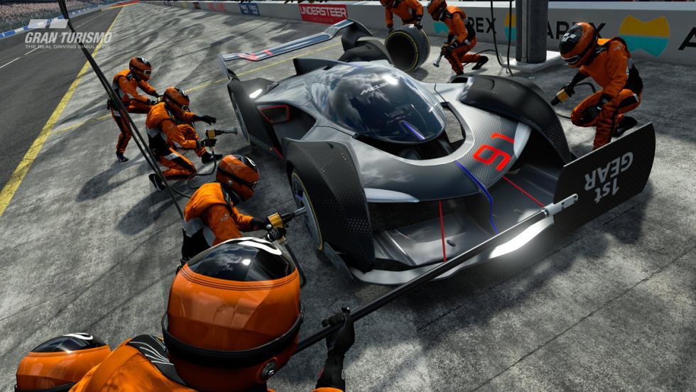 McLaren Ultimate Vision Gran Turismo (VIII)
