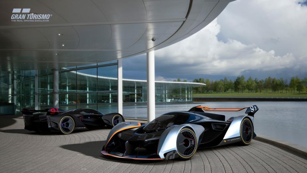 McLaren Ultimate Vision Gran Turismo (X)