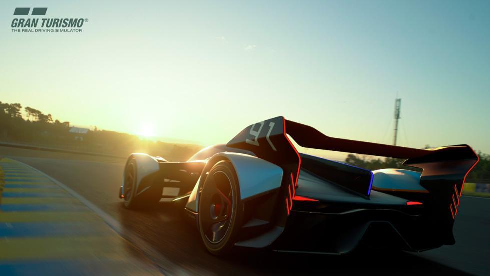 McLaren Ultimate Vision Gran Turismo (XI)