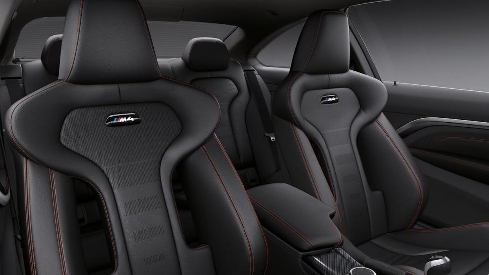 Los mejores asientos deportivos del mercado - BMW M