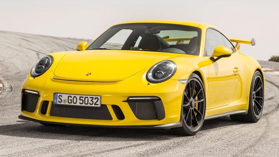 Los mejores asientos deportivos del mercado - Porsche 911 GT3
