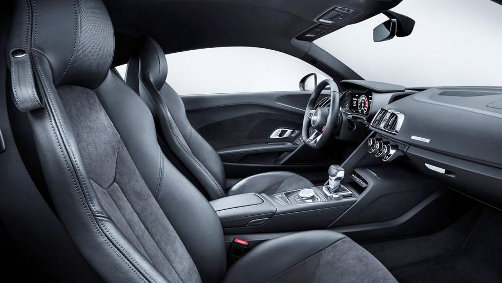 Los mejores deportivos del Salón de Frankfurt 2017 - Audi R8 V10 RWS