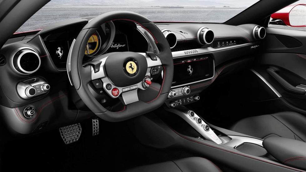 Los mejores deportivos del Salón de Frankfurt 2017 - Ferrari Portofino
