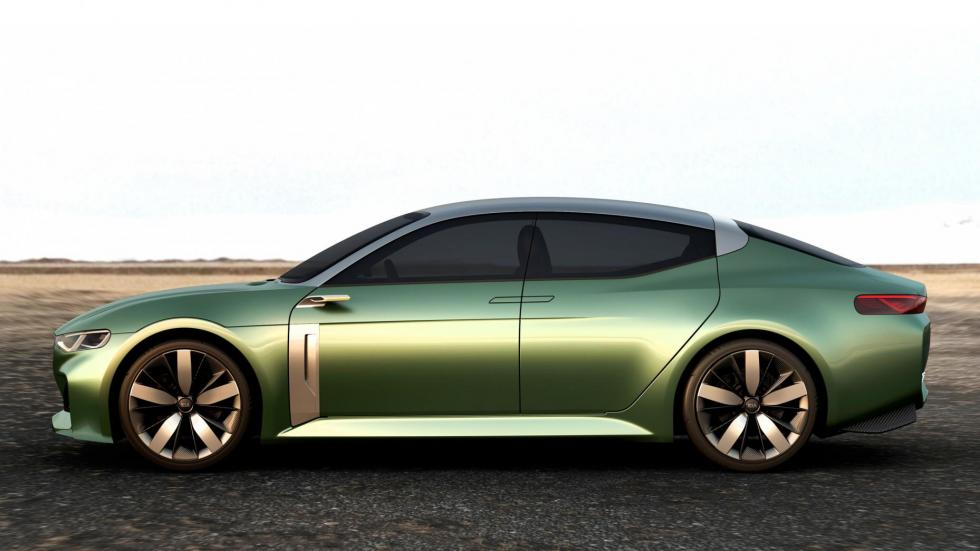 Mejores prototipos de Kia Novo
