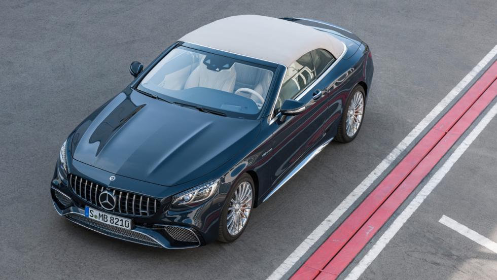 Mercedes-AMG Clase S 65 Cabrio (VIII)