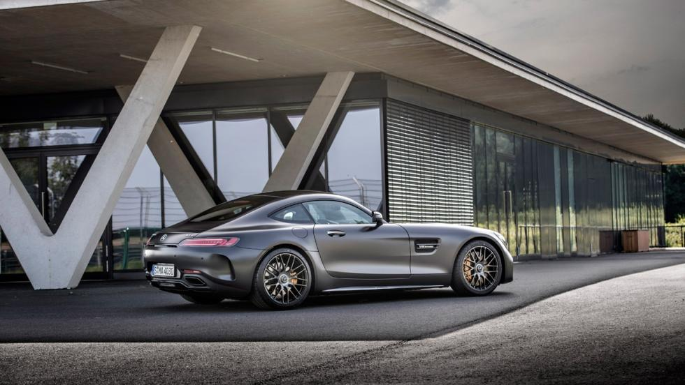 Mercedes-AMG GT C 50 Aniversario (I)