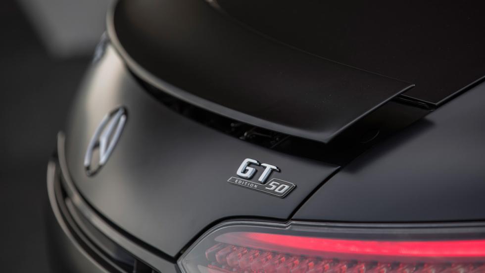 Mercedes-AMG GT C 50 Aniversario (VI)