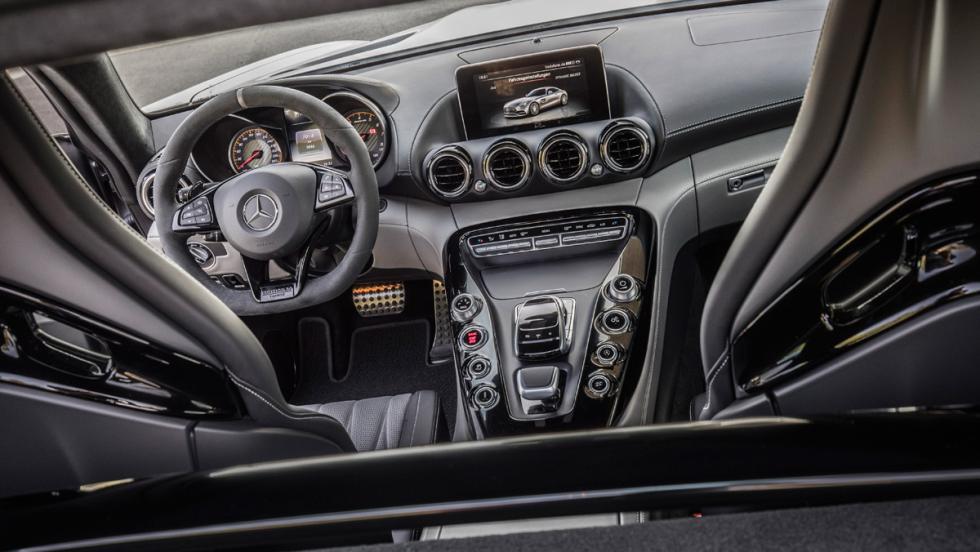 Mercedes-AMG GT C 50 Aniversario (VII)