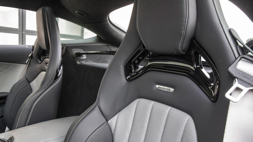 Mercedes-AMG GT C 50 Aniversario (XI)
