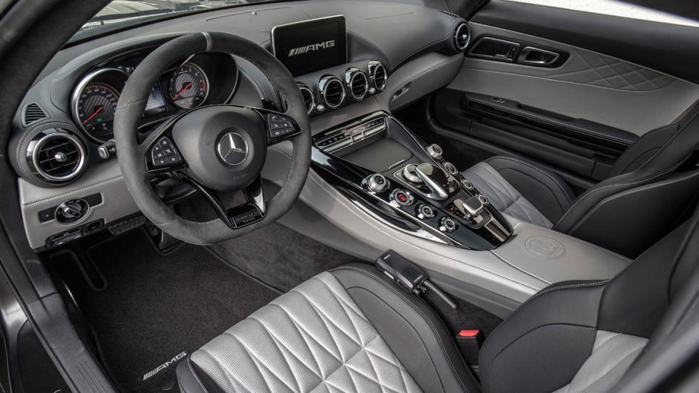 Mercedes-AMG GT C 50 Aniversario (XII)